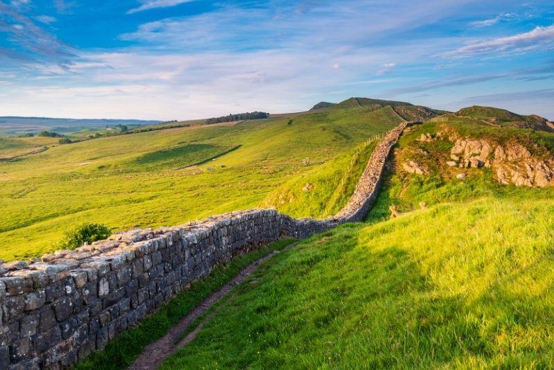 Hadrianswall, Schottland