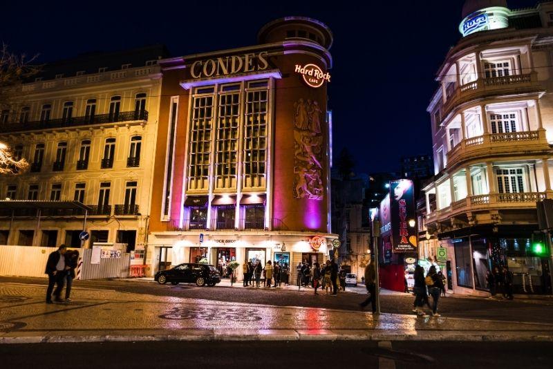 Hard Rock Cafe Lissabon