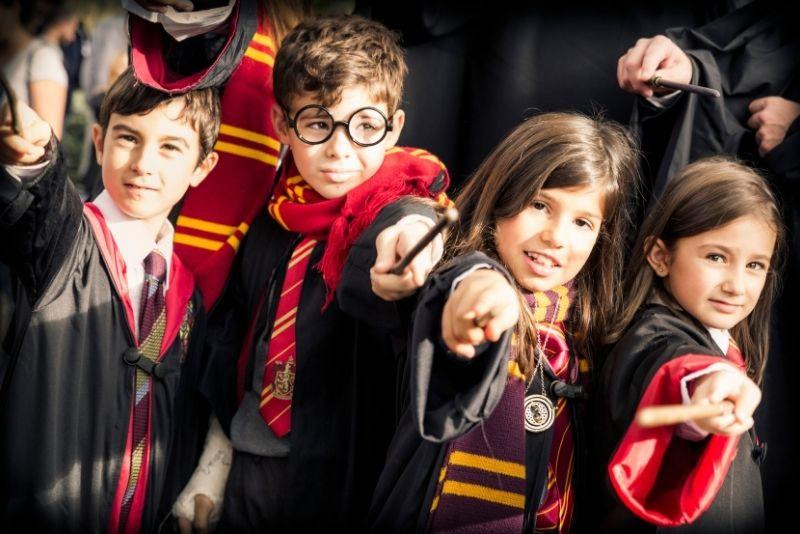 Harry-Potter-Thementour in Edinburgh