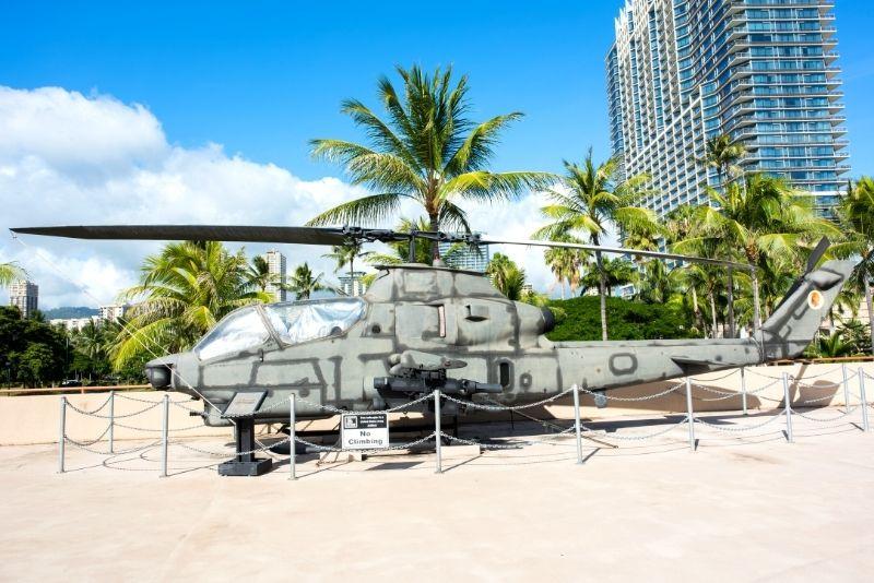 Hawaii Army Museum Society, Oahu, Hawaii