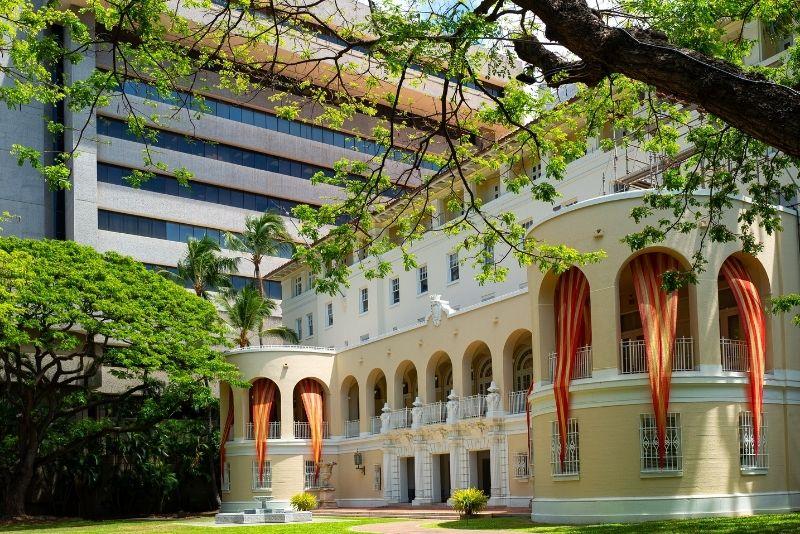Hawaii State Art Museum, Oahu