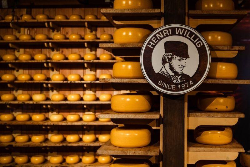 Fábrica de queso Henri Willig