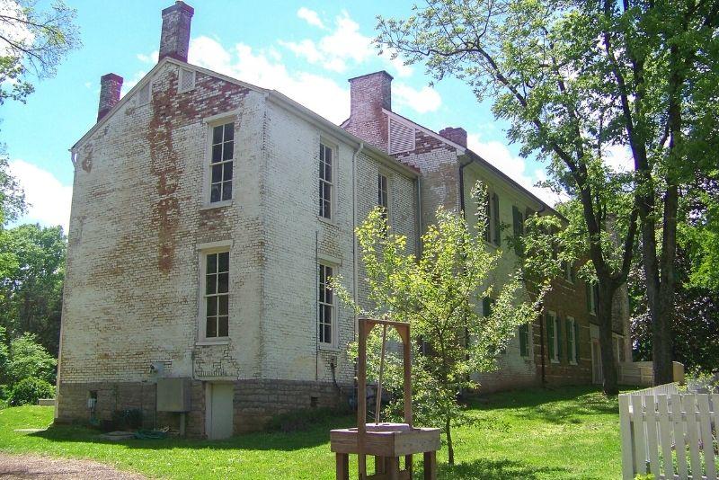 Historic Travellers Rest, Nashville
