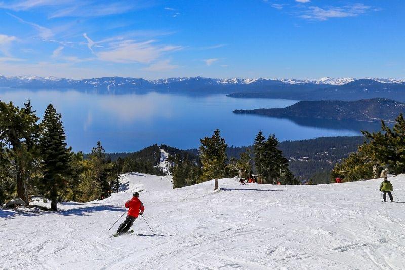 Homewood Mountain Resort, Lake Tahoe