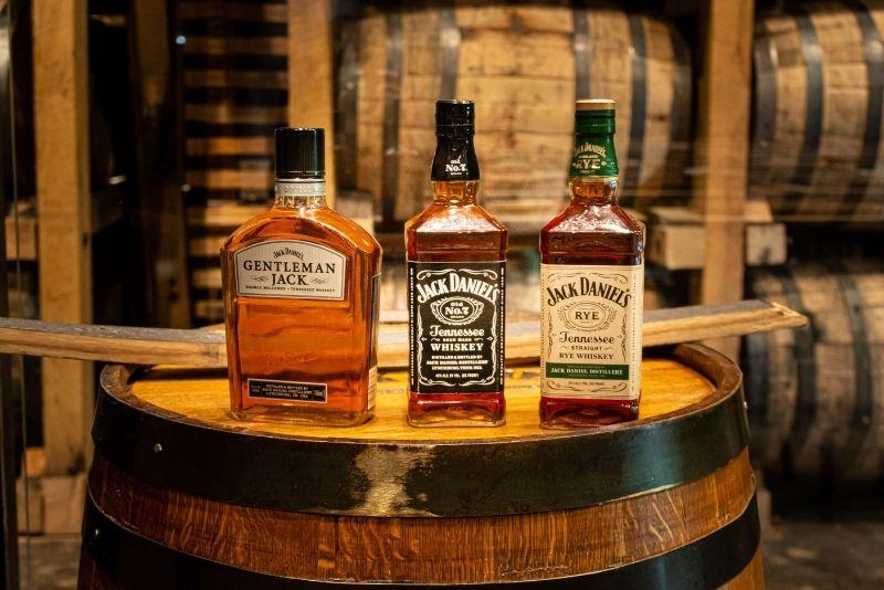 Jack Daniel's Distillery tour from Nashville