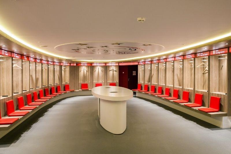 Estadio Johan Cruijff Arena, Ámsterdam