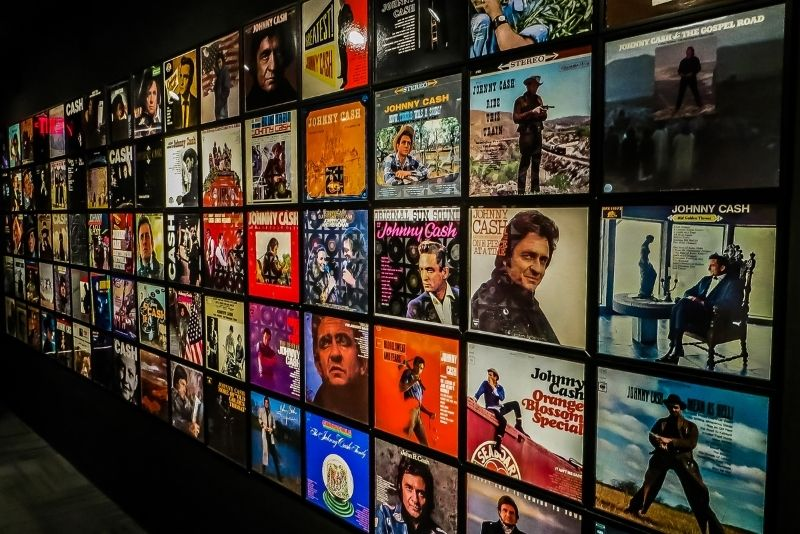 Johnny Cash Museum & Cafe, Nashville