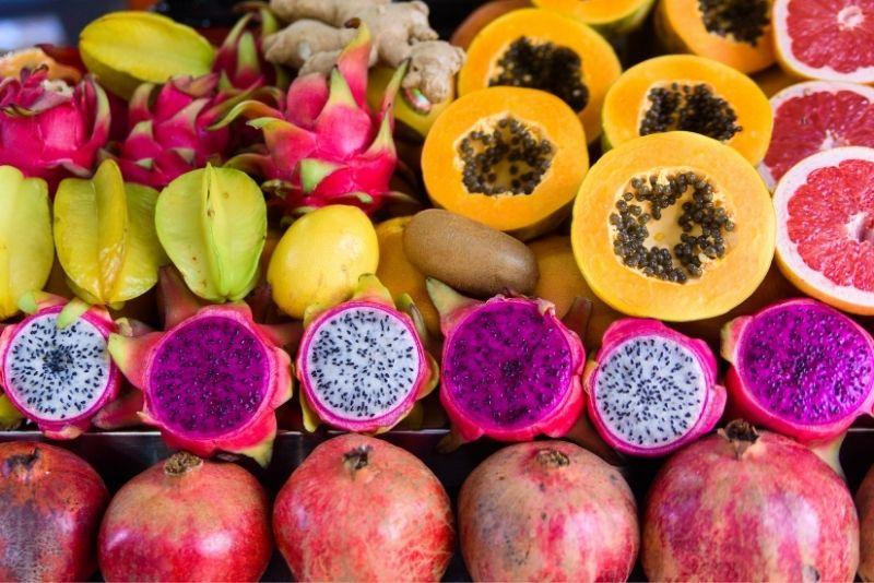 Kaka'ako Farmers' Market, Oahu