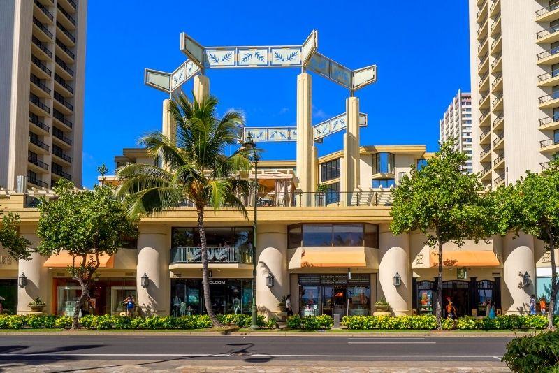 Kalakaua Ave, Honolulu, Oahu