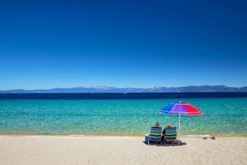 Kings Beach State Recreation Area, Lake Tahoe