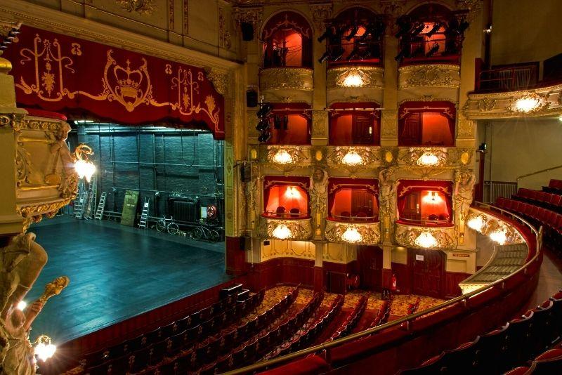 King's Theatre in Edinburgh