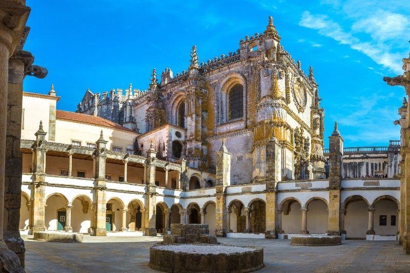 Tagesausflug der Templer Ritter Region von Lissabon