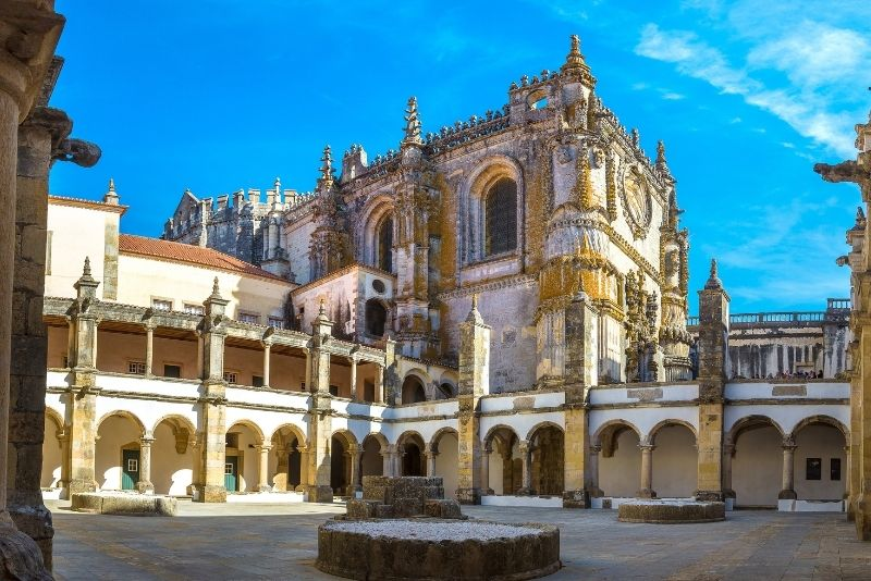 Templar Knights Region day trip from Lisbon