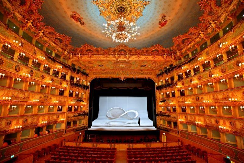 La Fenice Theatre, Venice