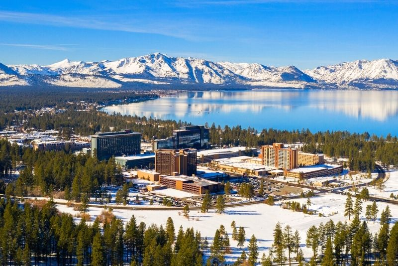 Lake Tahoe Nevada casinos