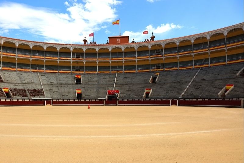 Stierkampfarena Las Ventas, Madrid