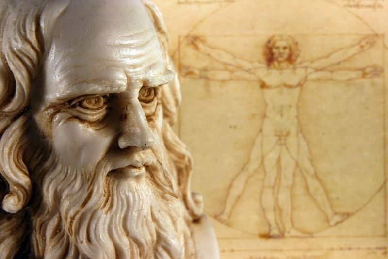 Leonardo da Vinci Museum, Florenz
