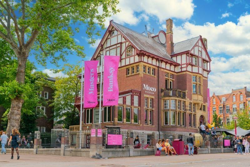 Museo Moco, Amsterdam