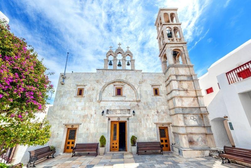 Kloster von Panagia Tourliani