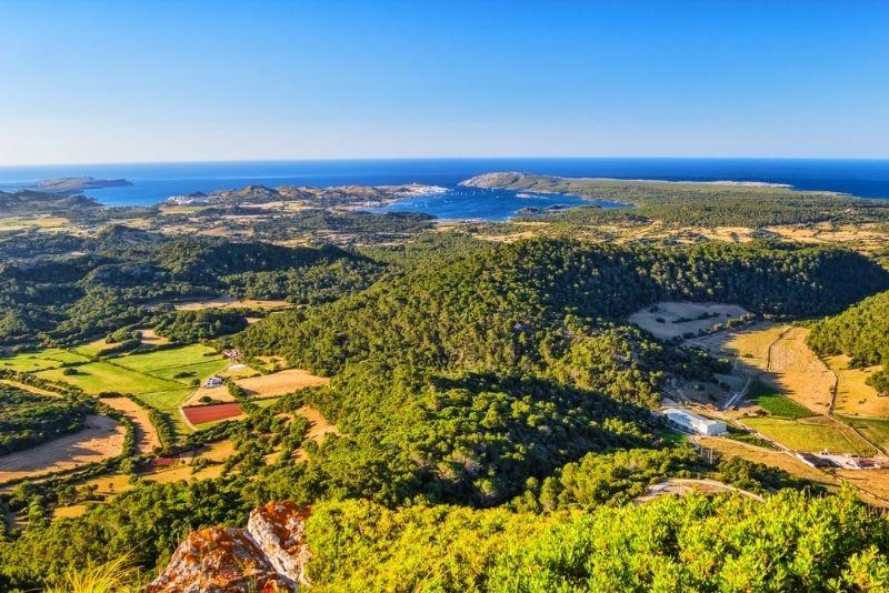 Monte Toro Menorca