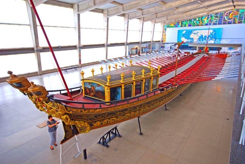 Marinemuseum, Lissabon