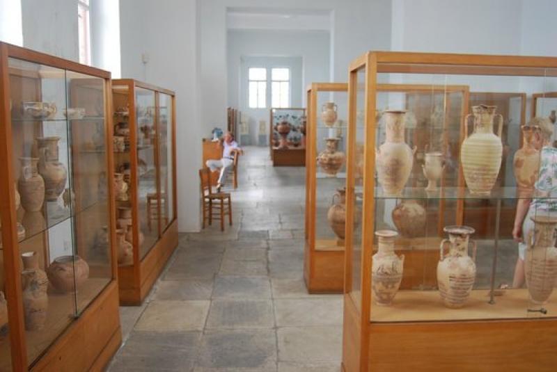 Archäologisches Museum von Mykonos