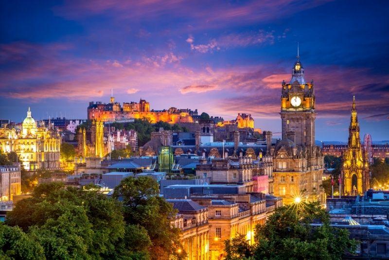 Rundgang zu Mysterien und Morden in Edinburgh