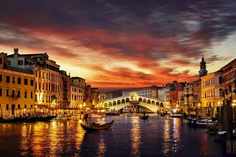Tour dei misteri di Venezia