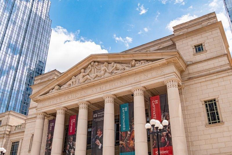 Nashville Symphony Orchestra at Schermerhorn Symphony Center