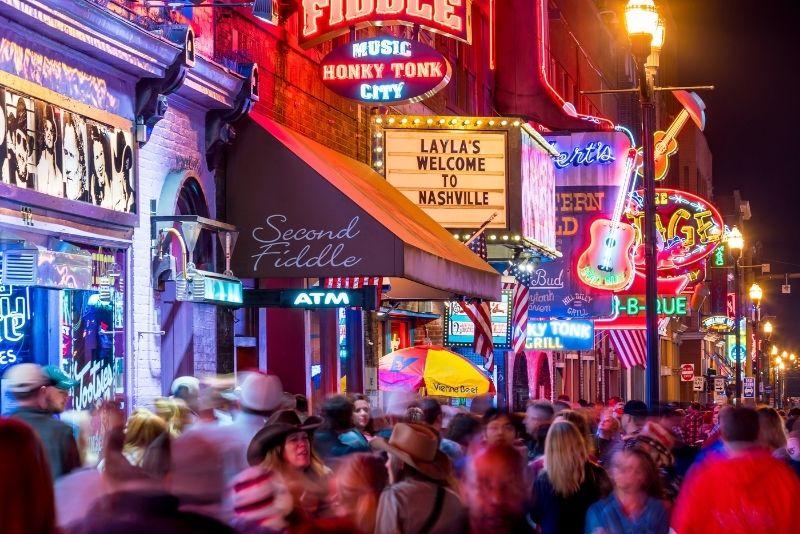 Nashville pub crawl