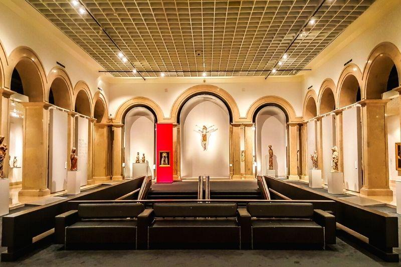 Nationalmuseum für antike Kunst, Lissabon
