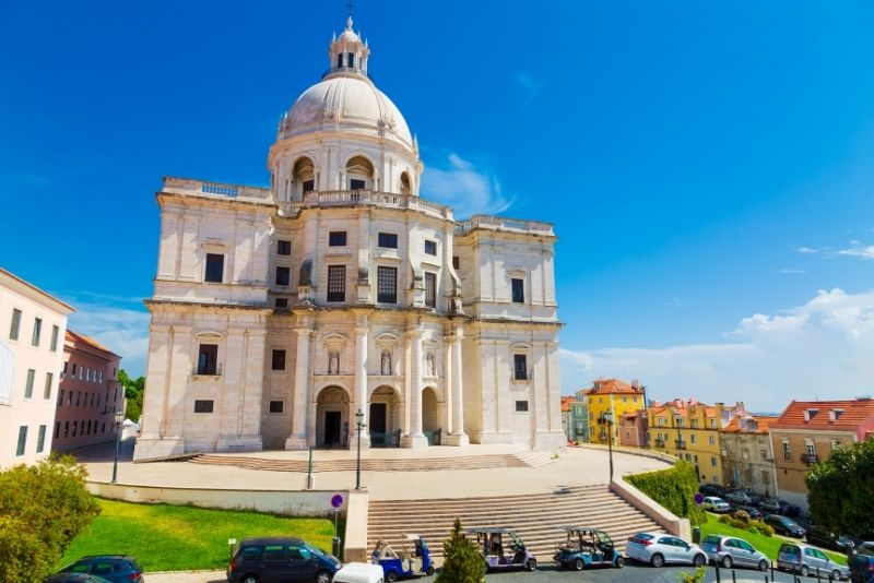 Nationales Pantheon, Lissabon