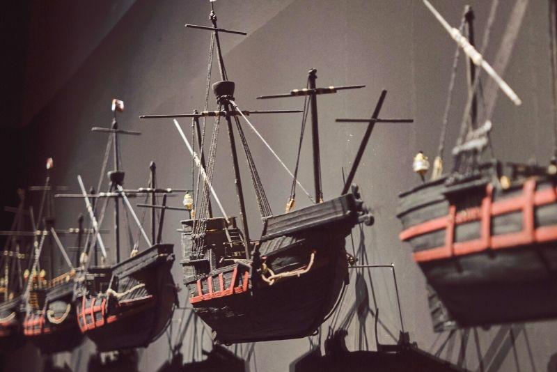 Marinemuseum von Madrid