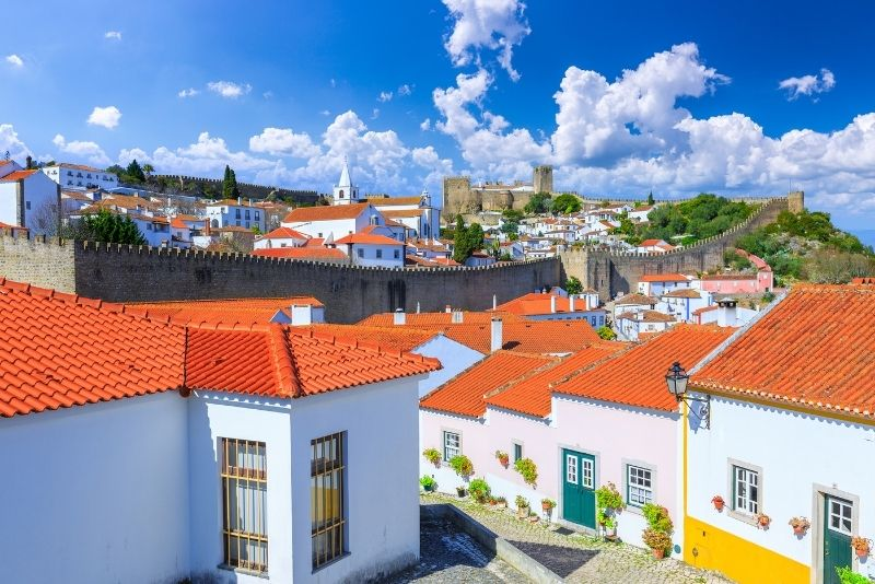 Obidos Tagesausflug von Lissabon