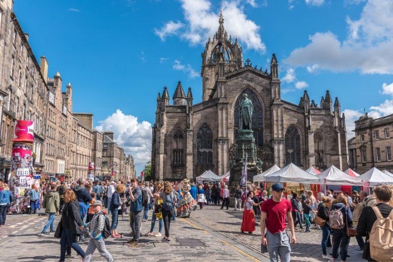 Altstadt, Edinburgh