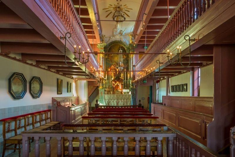 Nuestro Señor en el Museo del Ático, Amsterdam