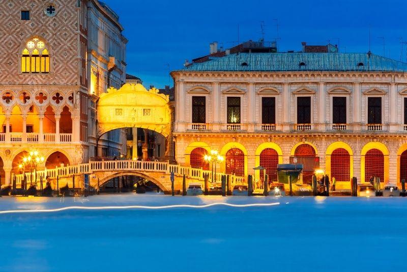Palazzo delle Prigioni, Venice