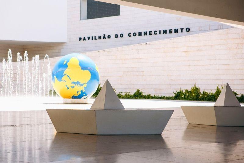 Pavillon des Wissenswissenschaftlichen Museums, Lissabon