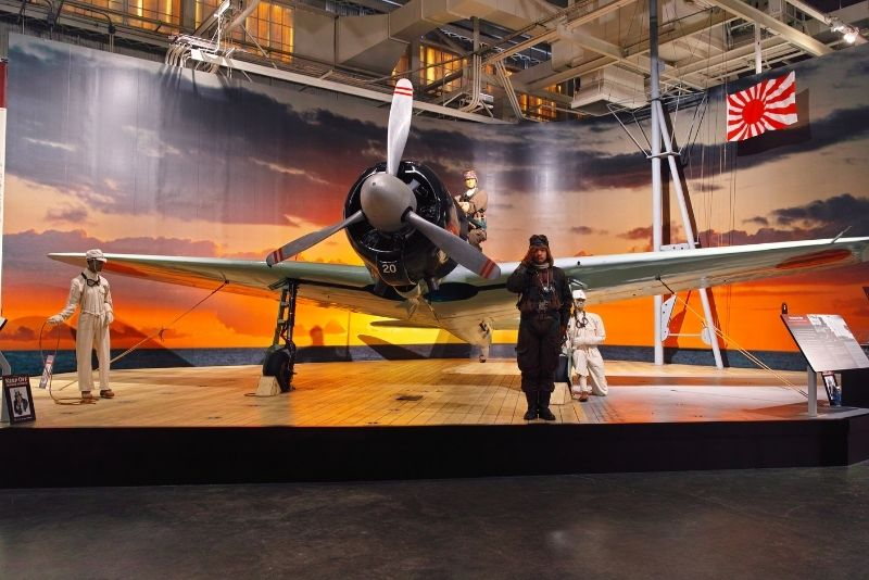 Pearl Harbor Aviation Museum, Oahu, Hawaii