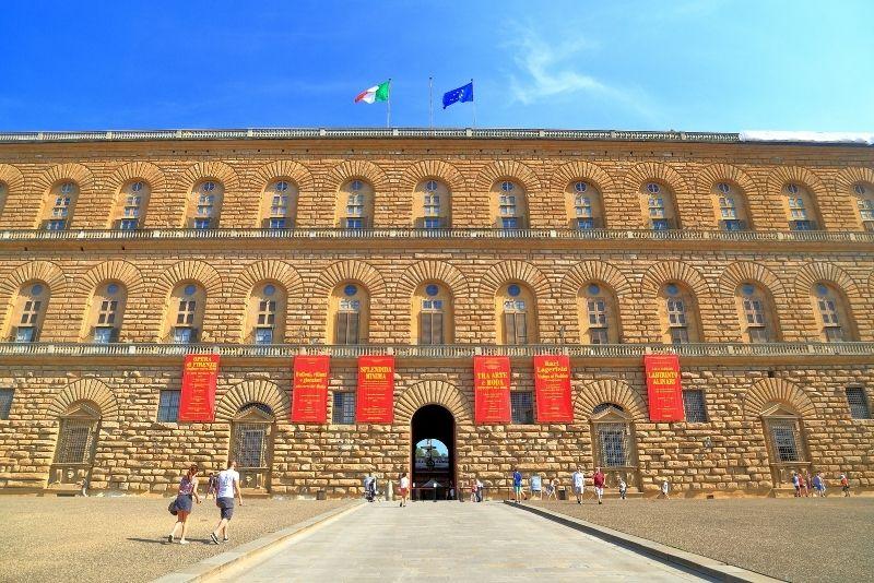 Pitti Palace, Florenz