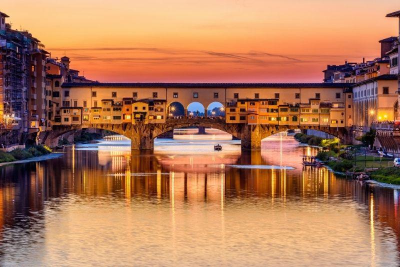 Ponte Vecchio, Florenz