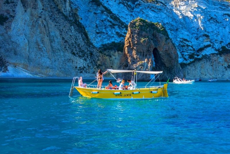 Ponza day trip from Rome