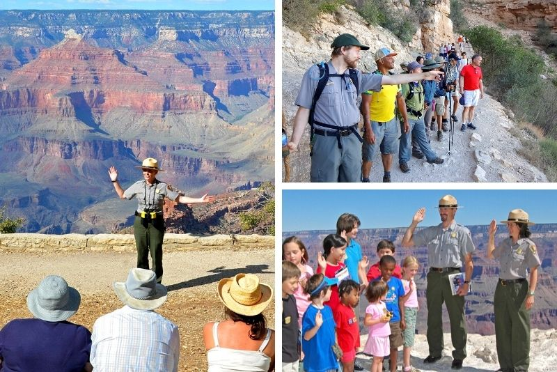 Ranger Program Grand Canyon
