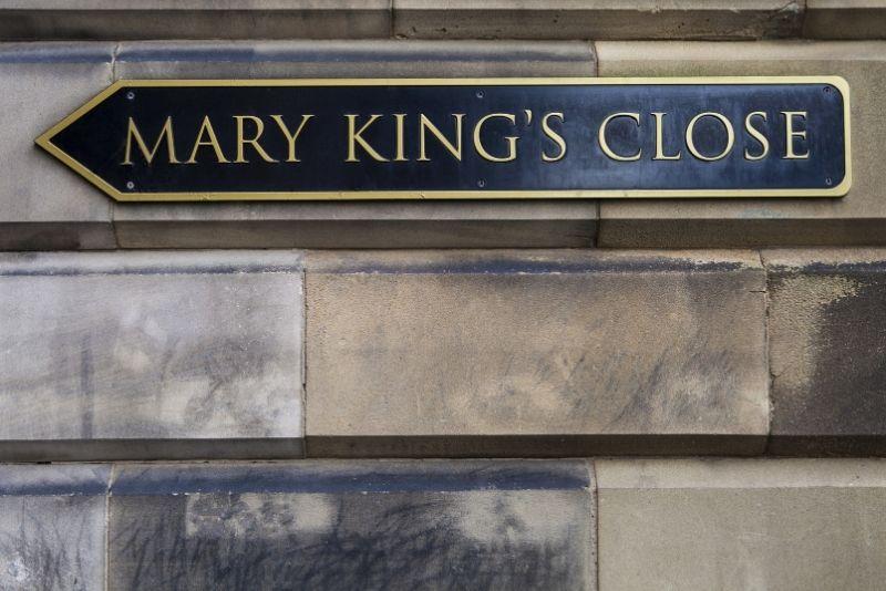 Real Mary King's Close, Edinburgh