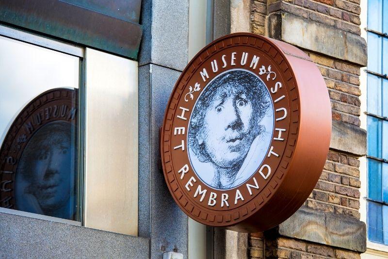Museo Casa de Rembrandt, Ámsterdam