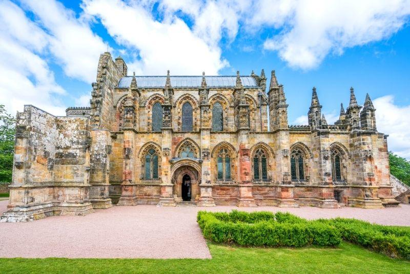 Rosslyn Chapel, Schottland