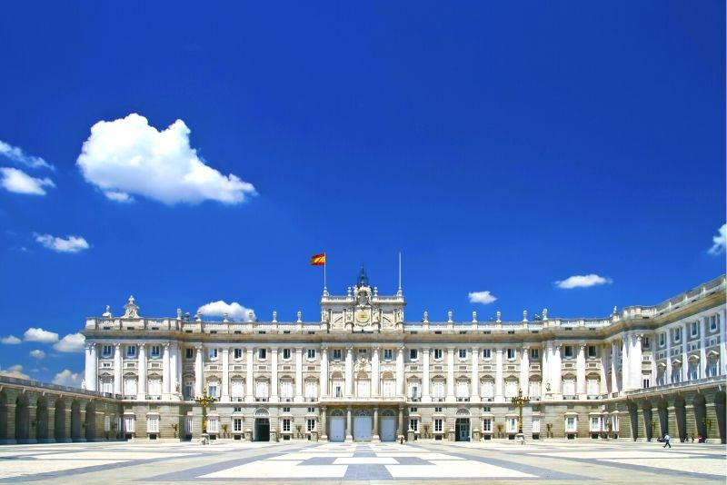 Königspalast, Madrid