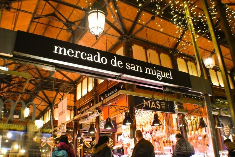 San Miguel Markt, Madrid