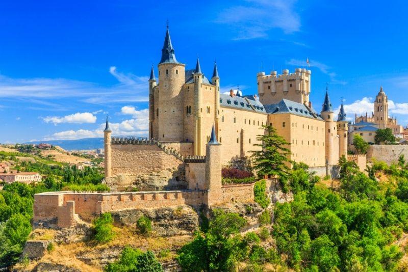 Segovia Tagesausflug