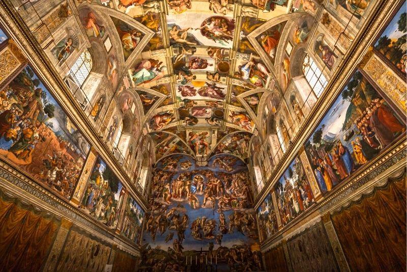 Sistine Chapel, Vatican